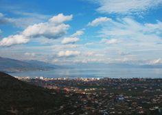 Pogradec, Albania in Qarku i Korçës