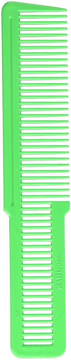 WAHL Colored Clipper Combs, Assorted Colors, 12 Count ** Visit the image link more details.
