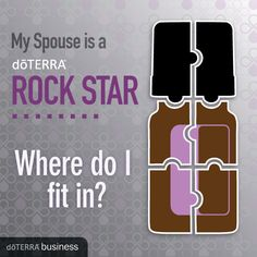 My Spouse is a doTERRA Rock Star… Where Do I Fit In? by John Harrison | dōTERRA Business Blog
