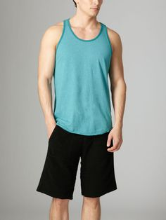 NSF Acre Solid Tank- Love this look