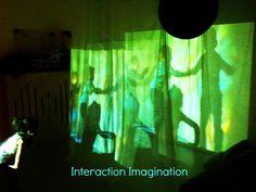 Interaction Imagination: more light exploration...