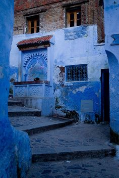 In Chefchaouen, calls to prayers ring out while hashish smoke lazily climbs toward the skyline. The city is punctuated strongly by the contrast between Moroccan tourist hedonism and pious Islamic practices. However, a lesser-known influence lies beneath the surface yet still in plain sight of all who visit.