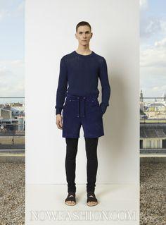 Jean Paul Gaultier Menswear Spring Summer 2014 Paris - NOWFASHION