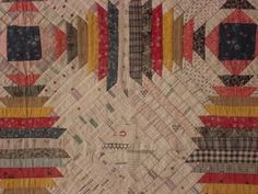 Antique Pineapple Quilt from One of my favorite patterns Old Quilts, Antique Quilts, Mini Quilts, Vintage Quilts, Primitive Quilts, Quilt Studio, Patch Quilt, Quilt Blocks, Pineapple Quilt Pattern