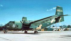 De Havilland Canada DHC-4 Caribou (C-7A) de l'USAF