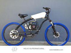 Custom Motorized Bicycle For 4 Stroke Bikes