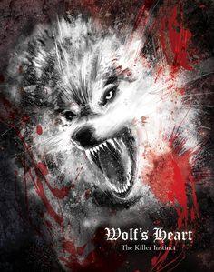 ArtStation - Wolf's Heart, Eron Kim
