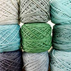 100% cotton, hand dyed - Vinnis Nikkim Colours