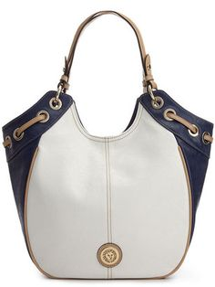 ShopStyle: Anne Klein Handbag, Anchors Away Large Hobo