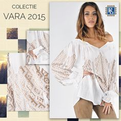 Maini pline de magIE continua sa brodeze punct langa punct.. #newcollection #iiromanianlabel Bell Sleeves, Bell Sleeve Top, Collection, Tops, Women, Fashion, Embroidery, Moda, Fashion Styles