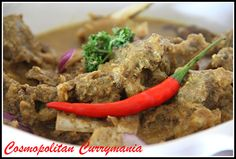 Mangshor Jhol (Bengali Mutton Curry)