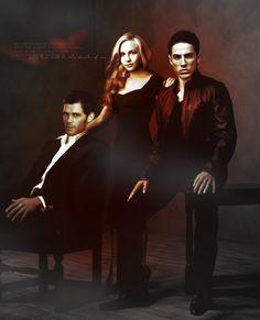 Klaroline or Forwood?    Caroline Forbes, Klaus Mikelsen, Tyler Lockwood - Vampire Diaries
