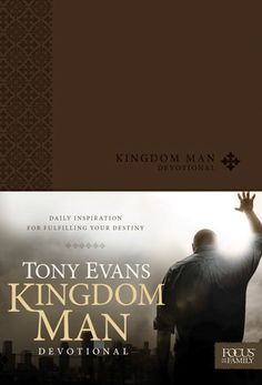 Kingdom Man Devotional by Tony Evans, http://www.amazon.com/dp/1624051219/ref=cm_sw_r_pi_dp_LiUErb1N2B93H