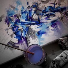 Your daily source for graffiti art photos, videos & news. Be inspired by the best graffiti styles, murals, street art, vandalism and fine art. Graffiti Wall Art, Graffiti Drawing, Street Art Graffiti, Graffiti Lettering Fonts, Street Culture, Wild Style, Dark Art, Art Gallery, Drawings
