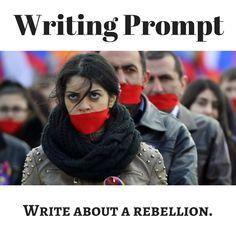#writingprompt #prompt #writersprompt #writinginspiration #fantasy #writing #rebellion