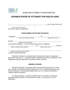 Living Wills A Guide To Advance Directives Health Care Power Of