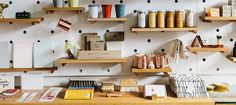 If you are looking for pegboard kitchen ideas you've come to the right place. We have 31 images about pegboard kitchen ideas includin. Fixer Upper, Peg Board Shelves, Plywood Shelves, Peg Boards, Home Decor Bedroom, Diy Home Decor, Dyi, Kitchen Wall Cabinets, Garage Storage Solutions