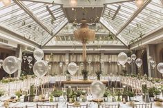 Full of wonderful ideas and decor for you to use at you own (possibly smaller scale) party. Wedding Themes, Wedding Designs, Wedding Colors, Wedding Venues, Wedding Flowers, Wedding Centerpieces, Wedding Table, Wedding Decorations, Masquerade Centerpieces