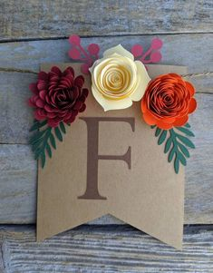 Items similar to Give thanks banner for fireplace mantel with paper flowers, Thankful banner and rustic fall decor, Fall wedding sign on Etsy Rustic Mantel, Rustic Fall Decor, Fireplace Mantel, 3d Paper Flowers, Fall Banner, Floral Banners, Give Thanks, Happy Fall, Wedding Signs