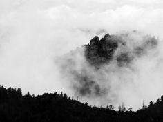 The Grand Canyon, AZ (Monsoon Season)
