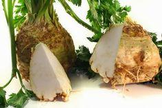 A zellert kissé erőteljes íze miatt nem mindenki részesíti előnyben, de ha számbavesszük, hogy milyen jó hatással van egészségünkre, máris rohanni fogunk Celeriac, Baked Potato, Health Benefits, The Cure, Cabbage, Ale, Healthy Eating, Potatoes, Herbs