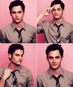 penn badgley - you are freaking adorable by lilly