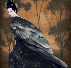 Fantasy Art and Surrealism by Daria Petrilli Art And Illustration, Illustrations, Surrealism Painting, Pop Surrealism, Fantasy Kunst, Fantasy Art, Daria Petrilli, Art Fantaisiste, Italian Artist