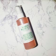 mario badescu rose water. Literally in love with this stuff