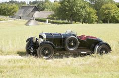 The Bentley 6½ Litre was very nearly released as the Bentley 4¼ Litre, but through a twist of fate W. O. Bentley and a Rolls-Royce test driver both encountered one another on their way back from the 1924 French Grand Prix in Lyon. The two men were each piloting the latest prototypes from their respective...
