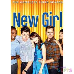 """""""In the brilliantly funny and game-changing third season, Jess and Nick go """"""""""""""""all-in"""""""""""""""" on their romance, but soon realize that loving and living together will tougher than they thought. Schmidt fin"""