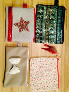 Pochettes made in moi