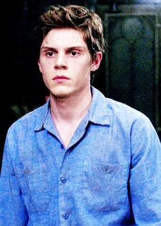 kit walker / evan peters on We Heart It Evan Peters, Ahs, Kit Walker, Walker Evans, American Horror Story Asylum, Hollywood, Attractive Men, Perfect Man, Horror Stories