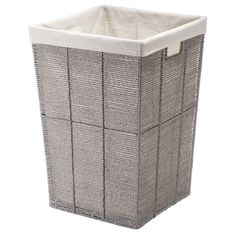 Gray Square Laundry Hamper - Threshold,