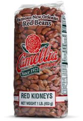 camellia red kidney beans | recommended by Margaret for treebeard's red beans and rice recipe (on spice packet to purchase at restaurant).