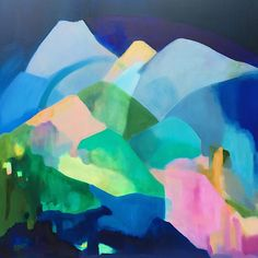 Featuring artwork by © Cathy Quinn - In Out Over Under | Anthea Polson Art Gallery Gold Coast QLD