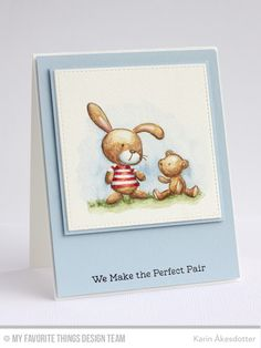 Peppermint Patty's Papercraft: My Favorite Things - Release Countdown Day 2 // the perfect pair