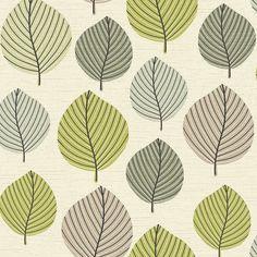 Regan Green Wallpaper | Dunelm