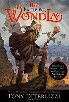 awesome The Battle for WondLa by Tony DiTerlizzi (Hardcover) Check more at http://shipperscentral.com/wp/product/the-battle-for-wondla-by-tony-diterlizzi-hardcover/