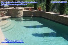Colorquartz - Sandstone.    Building Quality Swimming Pools Since 1954.  Quality. Dependable. Expertise. Tenure.      For free swimming pool and spa design consultation and estimate, visit  swanpools.com/Swan_Pools_Company/forms/swimming-pool-comp..., or contact us at 1-800-367-7926.