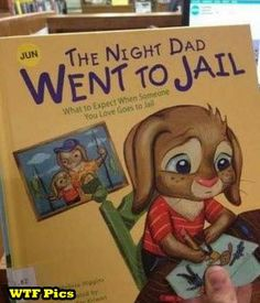 Another Children Book Fail!