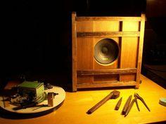 フルレンジスピーカーのたのしみの画像:オーディオ大好きおやじの日記