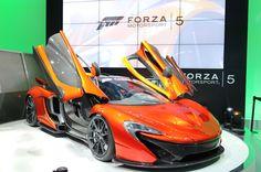 Forza Motorsport  Mclaren P Previews