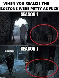 Could& been the Ironborn too, but the question is who was the pettier bitc. - Game of Thrones Game Of Thrones Jokes, Game Of Thrones Theories, Got Game Of Thrones, Winter Is Here, Winter Is Coming, Got Memes, Funny Memes, Funny Quotes, Ygritte And Jon Snow