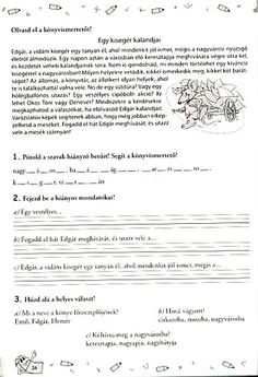 Album Archive - szövegértés o Worksheets, Sheet Music, Album, Math, Reading, School, Minden, Archive, Picasa