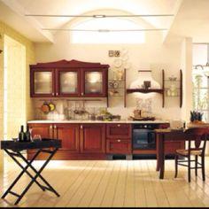 Traditional Itslian Kitchen( Scavolini) via Home Design