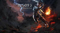 Amazing Risen 3: Titan Lords wallpaper by Rathbone Cook (2016-10-18)