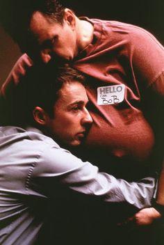 """""""Fight club"""" di David Fincher."""