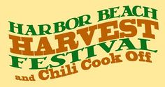 Chili, street vendors, music, water events…there's something for everyone at the Harbor Beach Festival happening Sept. 21st.
