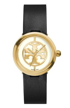 Tory Burch Reva Watch- great gift for the women who loves her fashion..and perhaps Tory flats!