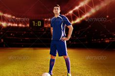 Realistic Graphic DOWNLOAD (.ai, .psd) :: http://jquery.re/pinterest-itmid-1006560030i.html ... soccer time ...  activity, adults, ball, club, competition, competitive, field, fit, foot, football, game, goal, grass, league, man, person, player, scoring, shooting, soccer, sports, uniform  ... Realistic Photo Graphic Print Obejct Business Web Elements Illustration Design Templates ... DOWNLOAD :: http://jquery.re/pinterest-itmid-1006560030i.html